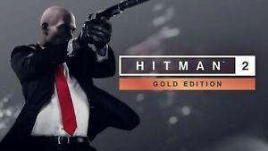 Hitman 2 Gold Edition Steam Key Pc Digital Worldwide Ebay