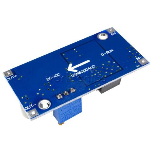 10PCS XL6009 Automatic Buck Module Boost Converter DC Step Up//Down Power Supply