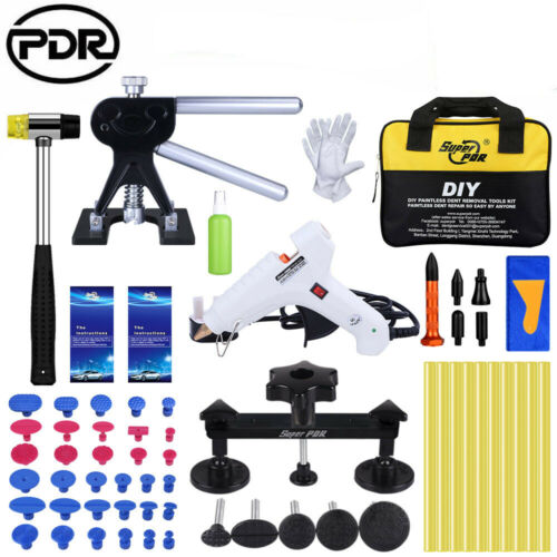 PDR Paintless Hail Removal Dent Puller Lifter PDR Tool DIY Auto Body Tap Hammer