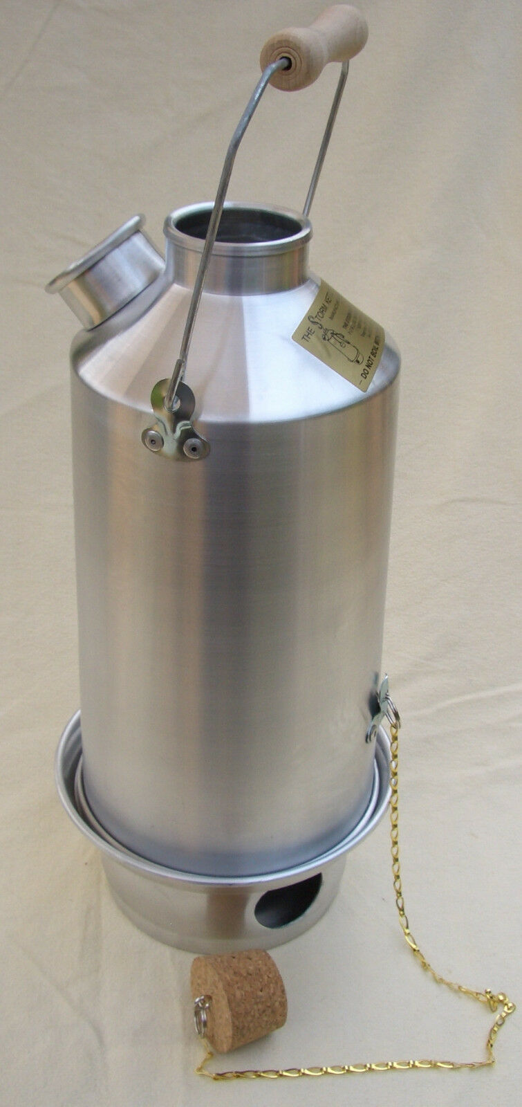 STORM Kettle,  Original  model 1.5 litre from manufacturer Eydon Kettle Co Ltd