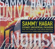 SAMMY HAGAR : COSMIC UNIVERSAL FASHION / CD - NEU