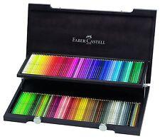 Faber-Castell Albrecht Durer Watercolor Pencil Wood Case 120 Colour Professional