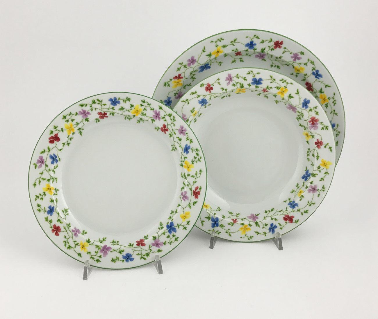 A86   Cambridge Arzberg Assiette Plate, Creuse - Fruits - Table