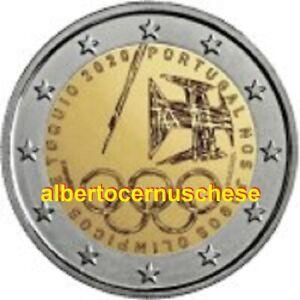 2-euro-2020-fdc-PORTOGALLO-Portugal-Tokyo-Olimpiadi-Olympics-Olimpiadas-Toquio