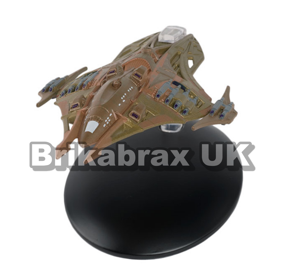 Issue 113 Lokirrim Warship Model