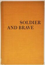 SOLDIER & BRAVE - HISTORIC PLACES ASSOCIATED WITH INDIAN AFFAIRS & WARS - 1971