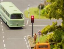Faller Car System 2 LED-Ampeln mit Elektronik , Artikel-Nr.:161840, Spur H0,