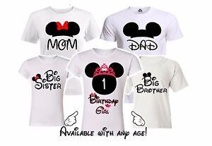 Minnie-Birthday-Girl-Family-Matching-shirts-disney-Vacation-Mickey-party-shirt