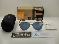 Costa Del Mar South Point Sunglasses So21 Obmp Palladium Frame/blue 580p Lens on sale