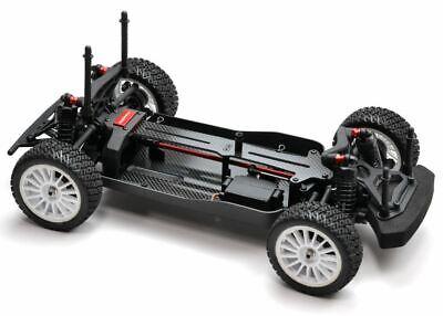 Exotek Racing Losi Mini 8ight Rally And Desert Truck Carbon Top Plate