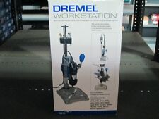 Dremel 220-01 Rotary Tool Workstation Drill Press Station With Wrench
