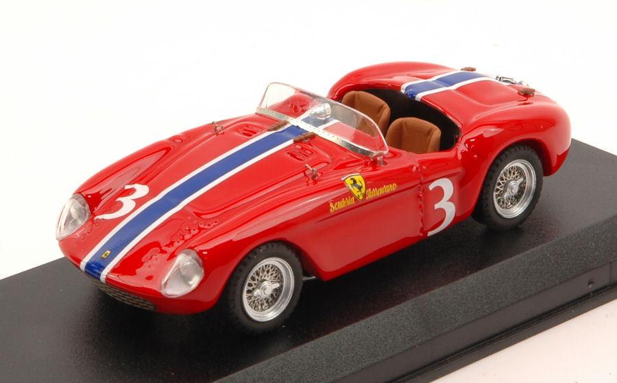 Ferrari 500 Mondial  3 Dns Palm Springs 1955 Bruce Kessler 1 43 Model 0344