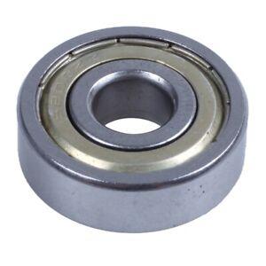 6200-Z Radial Ball Bearing Double Shielded Bore Dia 10mm OD 30mm Width 9mm