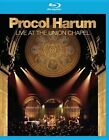 Live at The Union Chapel 0801213338399 With Procol Harum Blu-ray Region 1