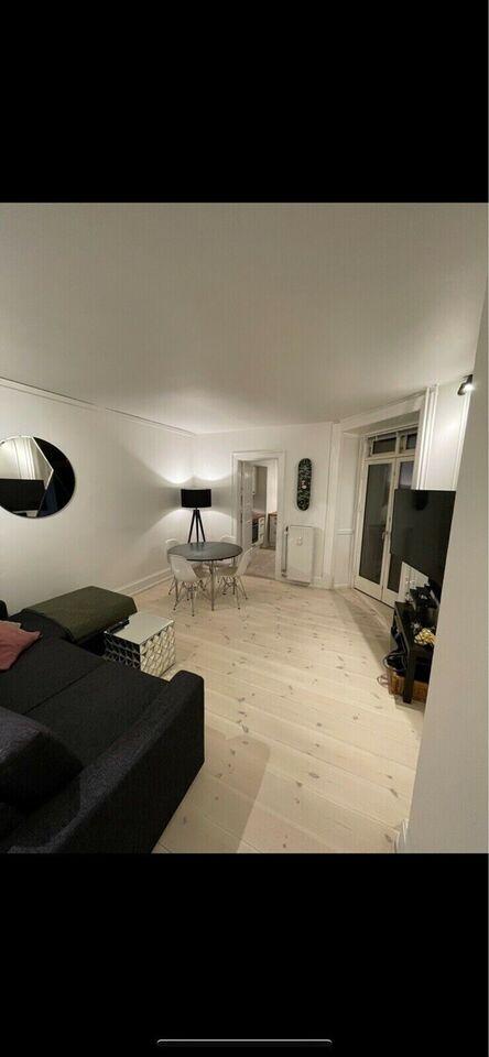 1364 3 vær. andelslejlighed, 72 m2, Nørre Farimagsgade 1