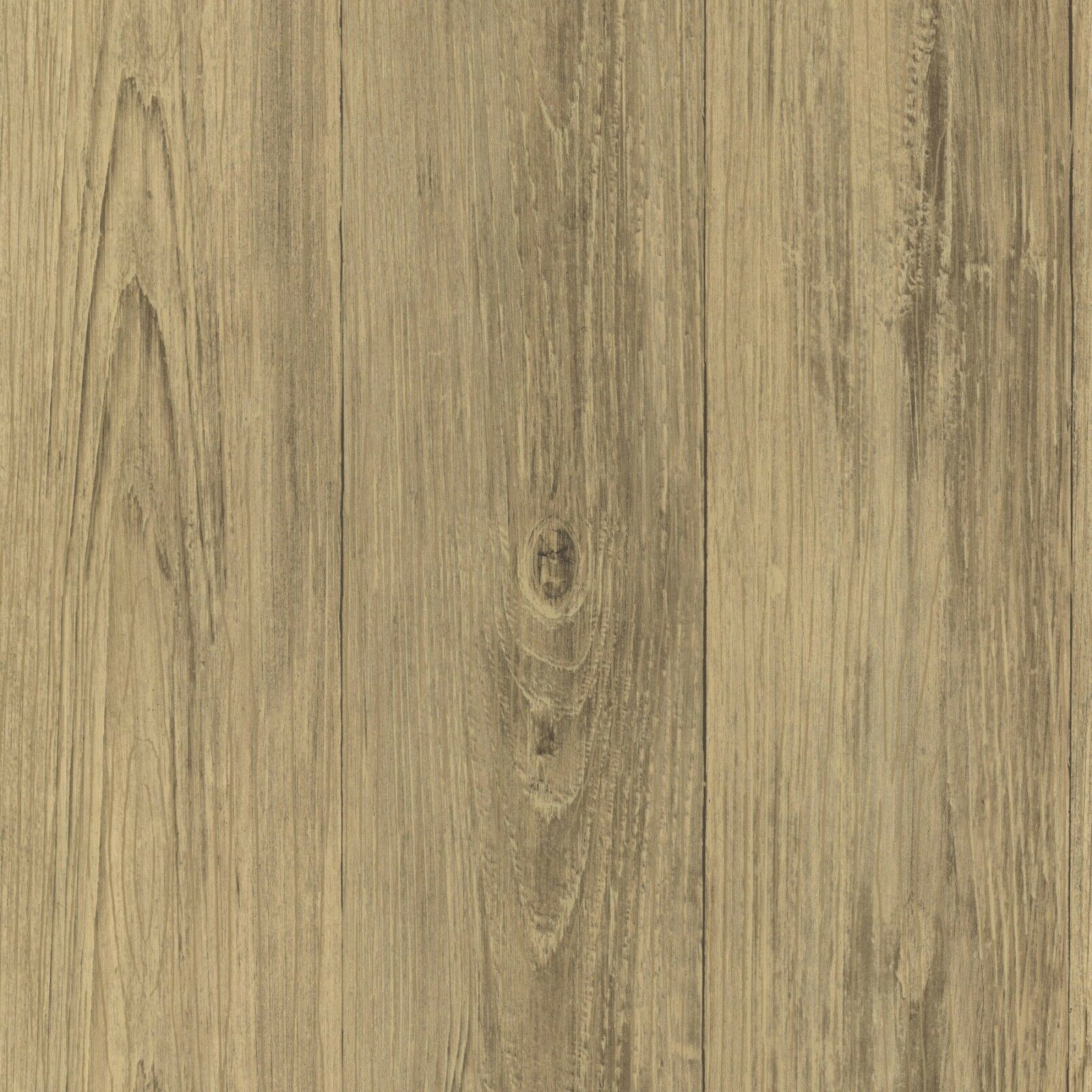 DOUBLE ROLL TLL01442 Brown Faux Wood Texture MAKE ME OFFER FOR LOWEST PRICE