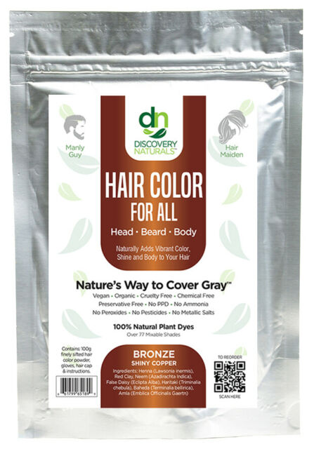 Manly Guy All Natural Hair Beard And Mustache Dye For Sale Online