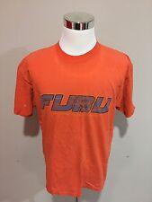 Vintage Fubu Big Logo T shirt Sz XL Made in USA