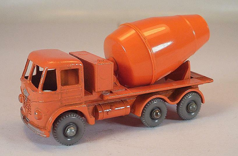 Matchbox regular Wheels nº 26 B Foden concrete Truck Fine gpw Lesney 1