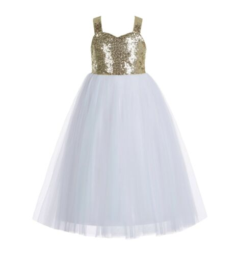 Sweetheart Neckline A-Line Flower Girl Dresses Communion Dress Occasion Dress