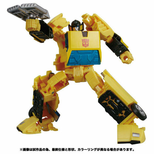 Takara Tomy Transformers Earth Rise ER-11 Sunstreaker