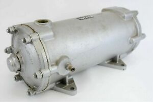 Tecalemit-Oil-Filter-Assembly-FA2691-RAF-Vintage-Aircraft-Spare-Part-Steampunk