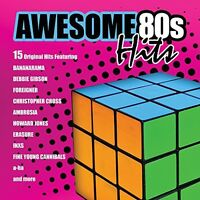 Awesome 80s Hits: 15 - Awesome 80s Hits: 15 Original Hits Of The 80s / Various [ on Sale