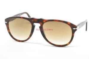 Persol-649-Col-24-51-Cal-54-New-Occhiali-da-Sole-Sunglasses-Sonnenbrille-Gafas-S