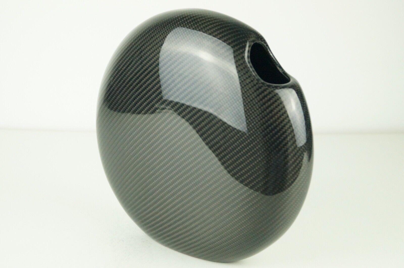 ovales Exclusif Carbon vase