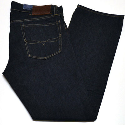 Polo Ralph Lauren Jeans Rinsed Indigo Classic Fit 867 Denim Mens New Dark V293p