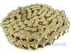 GOLD CHAIN 420 78 LINK Suzuki JR50 JR 50 1978-2000 V CH09