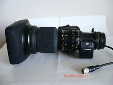 Nice Canon YJ13x6IRS SX12 wide angle ENG lens, extender, Canon broadcast, BCTV