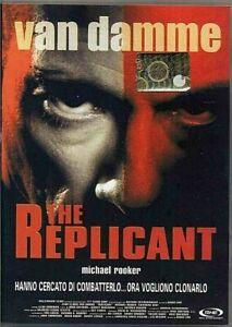 THE REPLICANT (2001) Jean‑Claude Van Damme - DVD EX NOLEGGIO - CVC