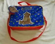 Vintage Maurice Sendaks Little Bear Kids Luggage Tote Hand Shoulder Bag