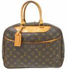 Louis Vuitton Deauville Handbag Medium - Brown