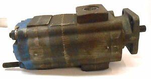 PERMCO INC, P5100 SERIES TANDEM HYDRAULIC PUMP, P5100C431SPLSP
