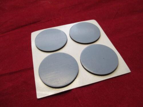 4 Stk Teflon Möbelgleiter Ø22mm Teflongleiter Gleiter PTFE selbstklebend 22
