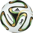 ADIDAS BRAZUCA OFFICIAL FINAL RIO SOCCER MATCH BALL - FIFA WORLD CUP 2014