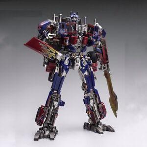 Details Zu Transformers Optimus Prime Ss05 Oversized Action Figure Roboter Wei Jiang