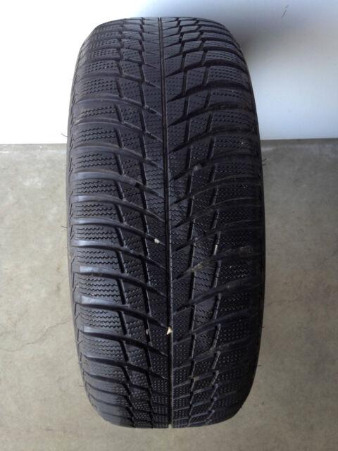 1 x Bridgestone Blizzak LM001 205/55 R16 91H WINTERREIFEN PNEU BANDEN 7,50 MM