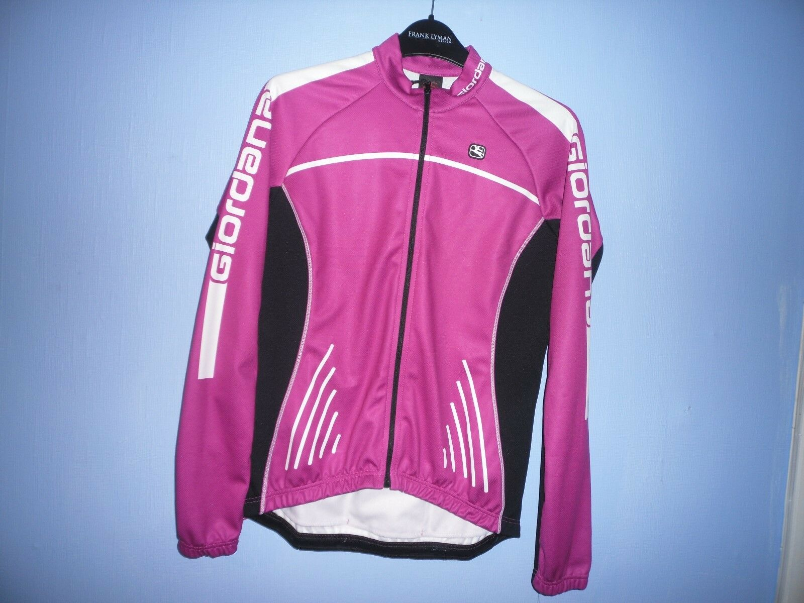 GIORDANA femmes Maillot à manches longues-Cerese