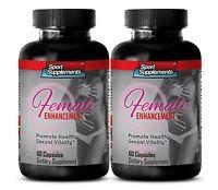 Women Arousal - Female Enhancement 1560mg - Effective Anti-aging Pills 2b