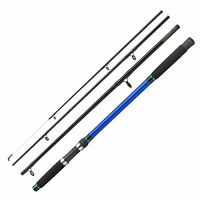 Fladen Xtc 4 Section 12ft Travel Beachcaster Beach Casting Fishing Rod 100-250g