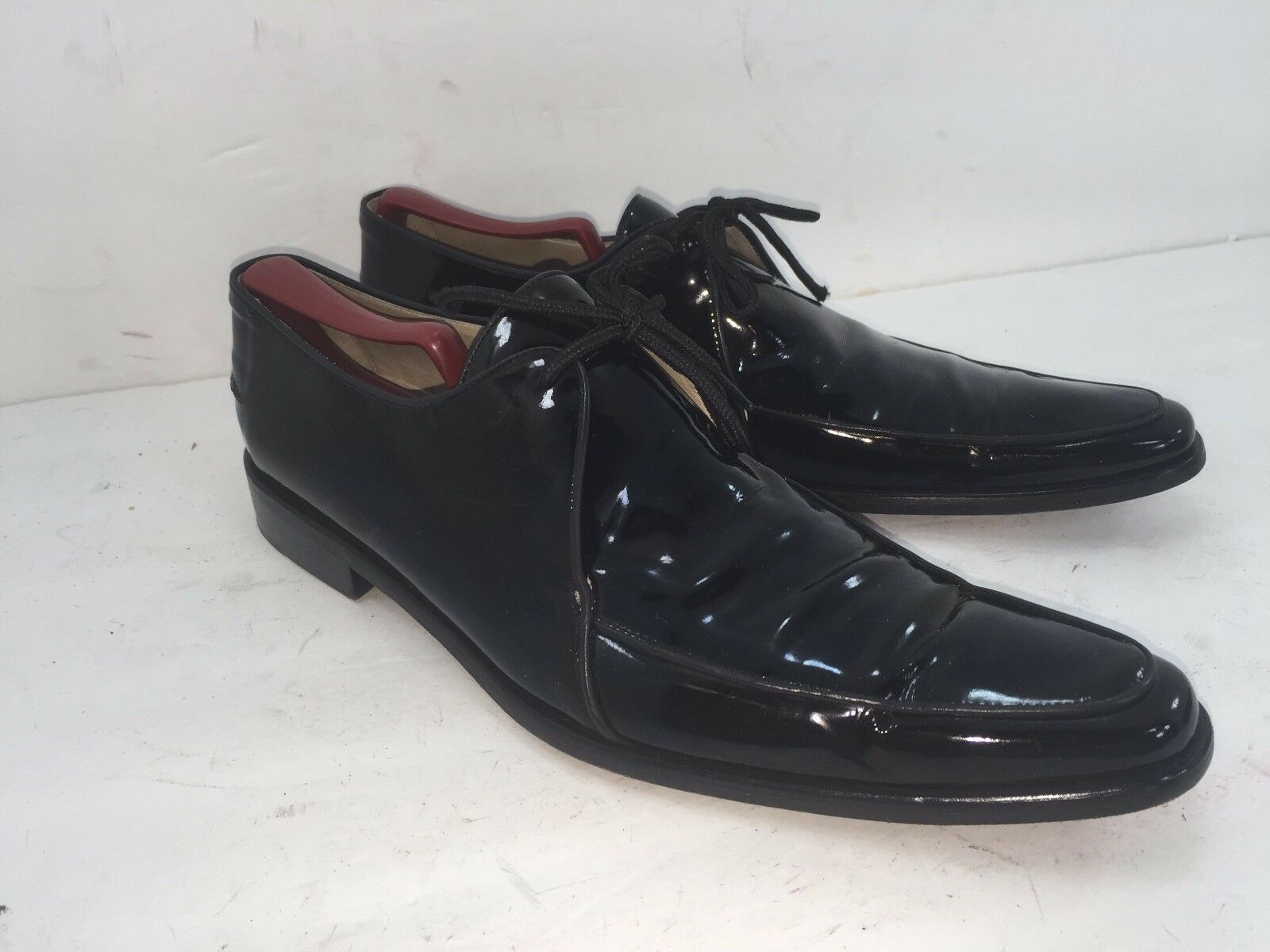OLIVER SWEENEY OSCAR SZ 10 SHOES PATENT LEATHER SIZE SIZE SIZE 10 IN GREAT CONDITION 852de4