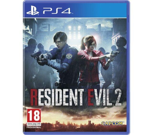 SONY PS4 Resident Evil 2