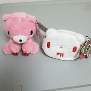 New-Gloomy-Bear-Plush-Doll-and-Mini-Pouch-Set-Amusement-Limited-Kawaii