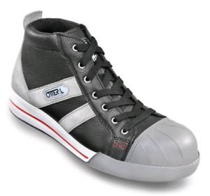 Otter-55453-Chaussures-de-Securite-Bottes-de-Travail-Plat-Sneaker-Chuck-Cool