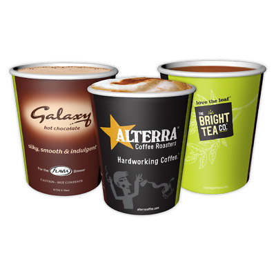Cup Tray for Plastic and Paper Cups for Coffee and Vending Machines Flavia