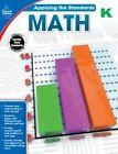 Math, Grade K by Carson Dellosa Publishing Company (Paperback, 2015)