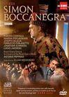 Verdi: Simon Boccanegra (DVD, Jan-2011, EMI Classics)